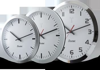 Le Parlement Turc TBMM s'est équipé de 282 horloges analogiques NTP BODET.